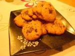 Beurre de Cacahuètes et aux Pépites de Chocolat