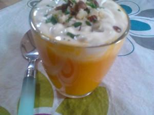 capuccino orange