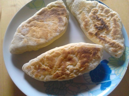chese naan