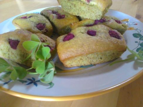 cake matcha