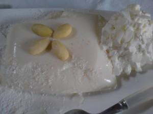 blanc manger