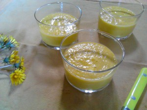 gaspacho jaune