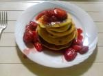 pancakes au mascarpone