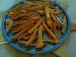 frites potimaron