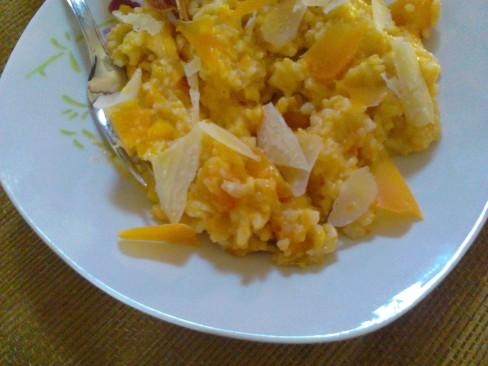 risotto citrouille 2