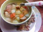 soupe morteau