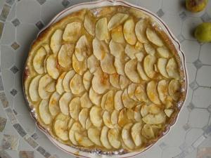 tarte fine pommes 2