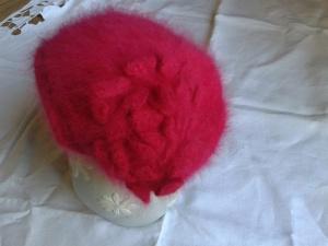 bonnet rouge bleur 1