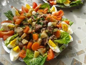 salade de boeuf 2