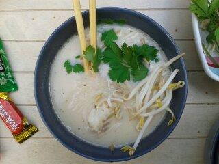 soupe chinoise poisson 1