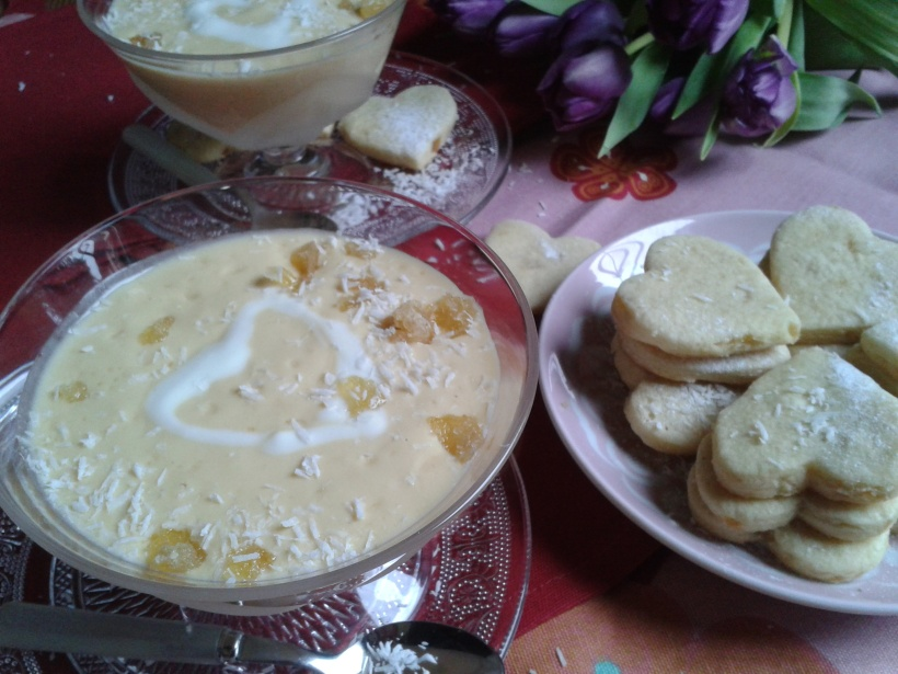 veloute mangue