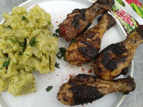 pilons poulet
