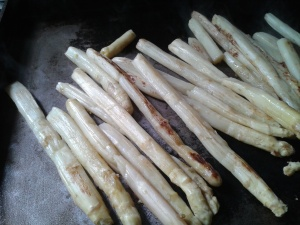 asperges blanches plancha 2