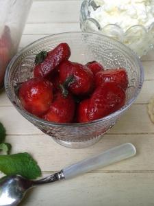 fraises balsamique 3
