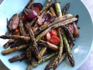 plancha agneau légumes 2