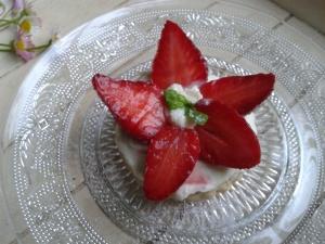 tartelettes fraises balsamique mascarpone