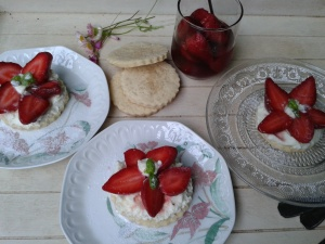 tartelettes fraises balsamique