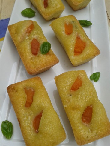 financiers aricots
