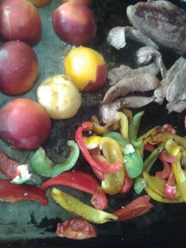 plancha canard gras