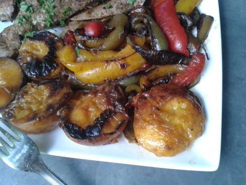 plancha canards gras aiguillettes
