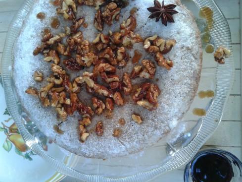 périgourdin sirop de café noix caramelisée au sirop d'agave