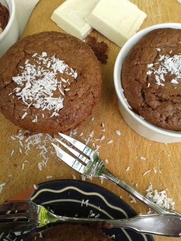 fondant chocolat coco 3