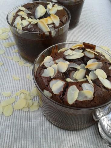 fondants chocolat amandes 1