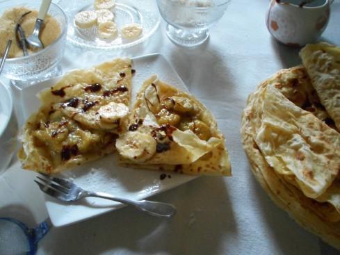 crêpes fourrées mascarpone banane 3