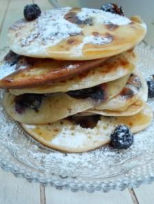 pancake myrtille 2