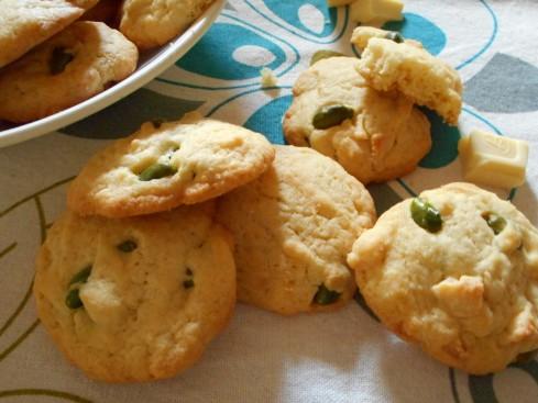 cookies chocolat blanc pistaches 3