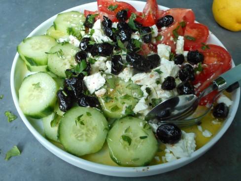 salade grecque 1
