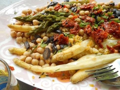salade asperges à l'orientale (2)