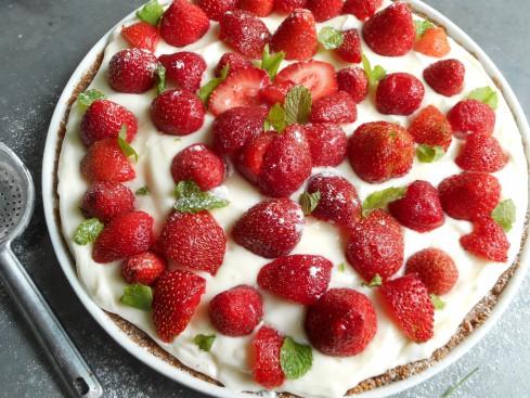 tarte fraises mascarpone citron sans cuisson.1